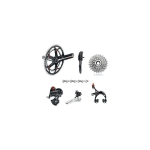 Campagnolo Centaur Carbon, 8pc Group