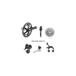 Campagnolo Centaur Alloy, 8pc Group